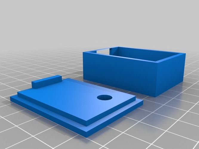 XBee Explorer Dongle Case 3D Print 13440
