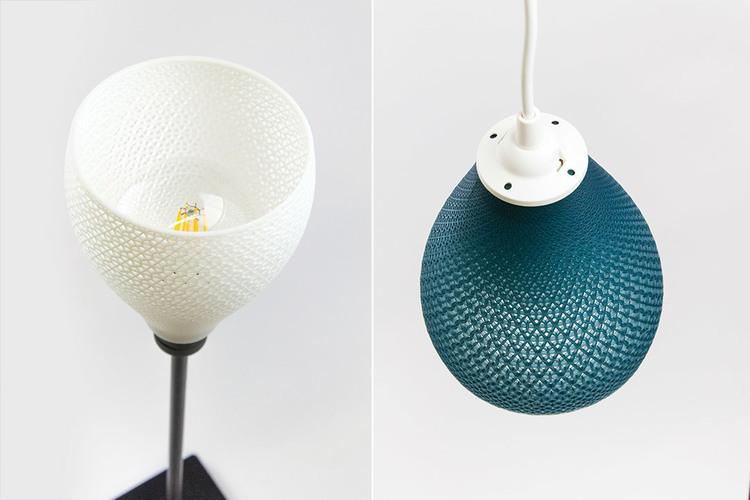 thINC | Table & Pendant lights 3D Print 134483