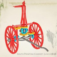 Small South Pointing Chariot 3D Printing 134570