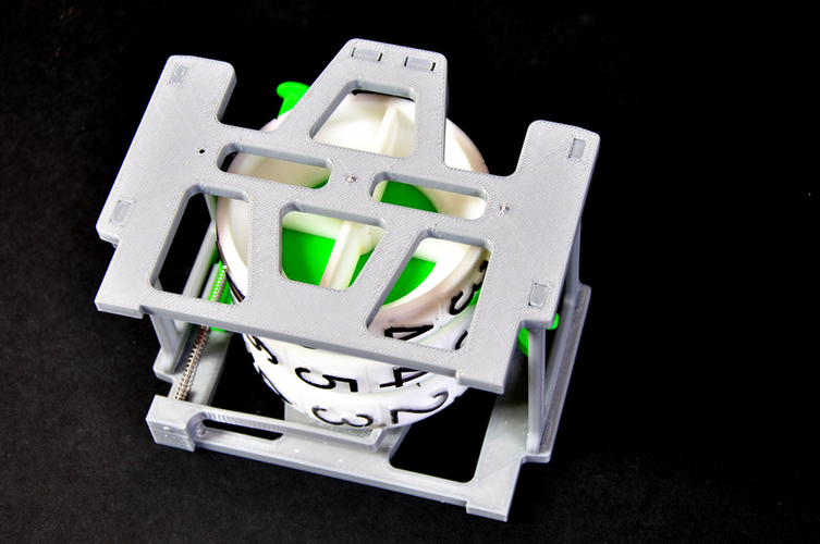 Mechanical Counter 3D Print 134589