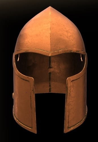 For Honor Warden Helm - Knight 3D Print 134830