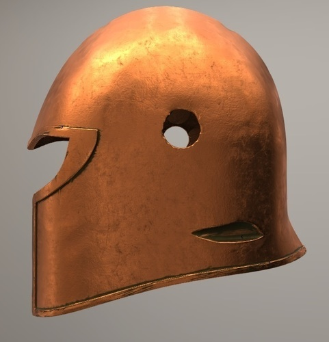 For Honor Warden Helm - Knight 3D Print 134831