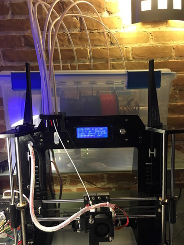 Filament Feeder/Chooser 3D Print 135043