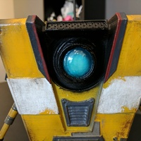 Small Claptrap from Borderlands 3D Printing 135058