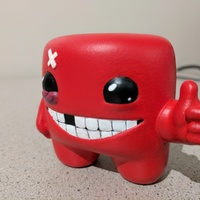 Small Super Meat Boy! 3D Printing 135062