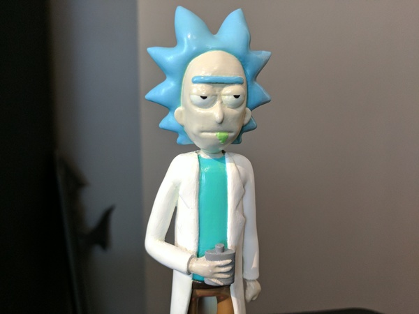 Medium Rick Sanchez [Rick and Morty] 3D Printing 135067