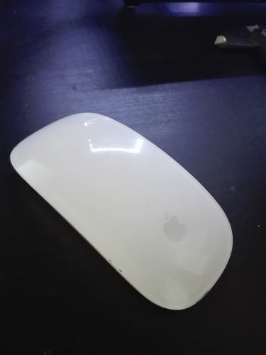 Apple Magic Mouse - Bottom rail - REPLACE PART 3D Print 135091