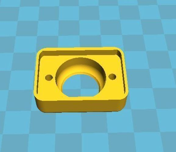 Tomtom One Window mount 3D Print 135302