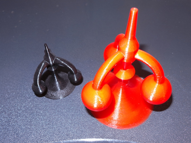 Spinner Toy 02 3D Print 135548