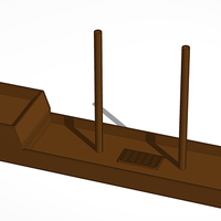 Small Simple Ship 3D Printing 135632