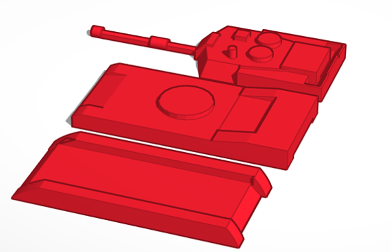 Super Simple Abrams Print 3D Print 135679