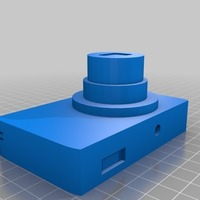 Small S100 Canon Camera Replica 3D Printing 135692