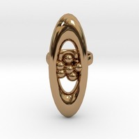 Small ring base on one I designed on a site called Jweel 3D Printing 13571