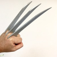 Small Wolverine Claws - Logan 3D Printing 135795
