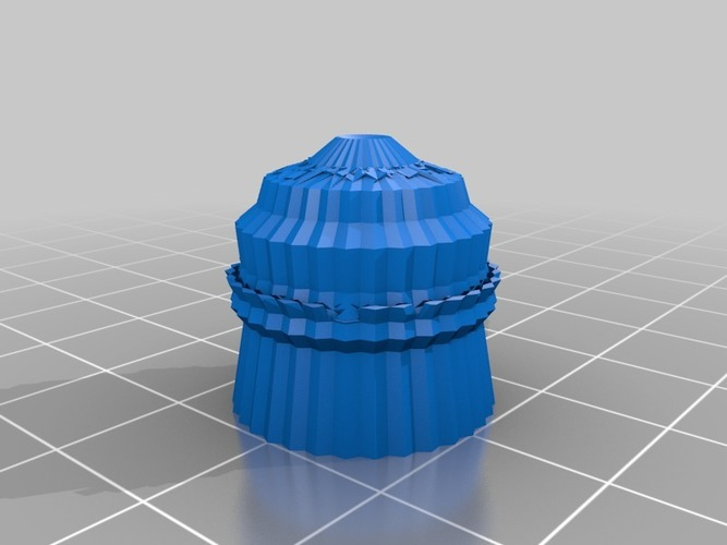 new shape pomel  for use in your crations 3D Print 13580
