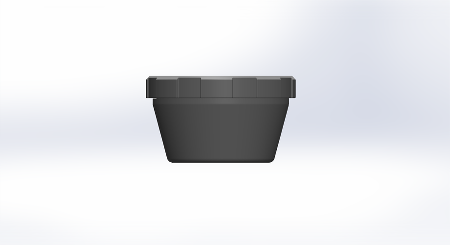 Coffee Pod Container 3D Print 135802