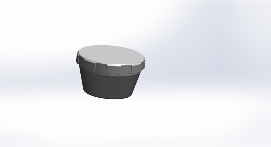 Coffee Pod Container 3D Print 135803