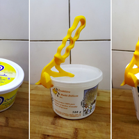 Small Handy Tool to open plastic containers - Contest 3D Printing 135837