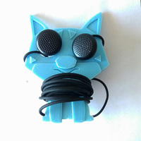 Small Dog earphone cable organiser 3D Printing 135969