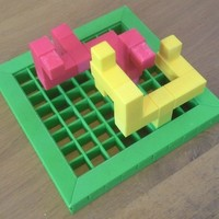 Small Dimensor Board game 3D Printing 136061