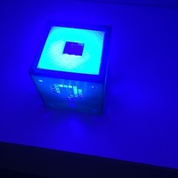 Small Mini Light Box 3D Printing 136147