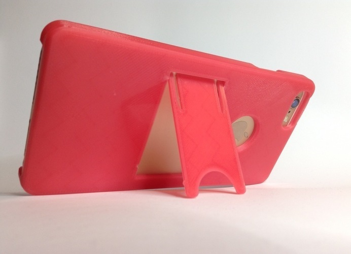 iPhone 6(s) Case with Stand by WING ART 3D Print 136338
