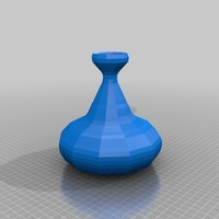 Small vase 3D Printing 13636