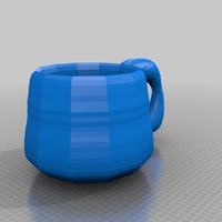 Small cup 3D Printing 13639