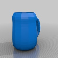 Small big cup 3D Printing 13648