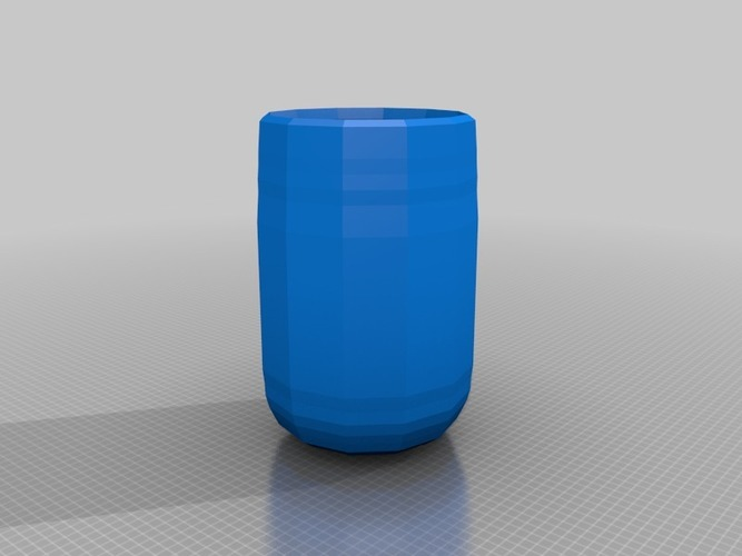 drinking cup 3D Print 13651