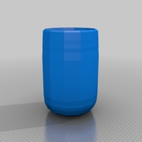 Small drinking cup 3D Printing 13651