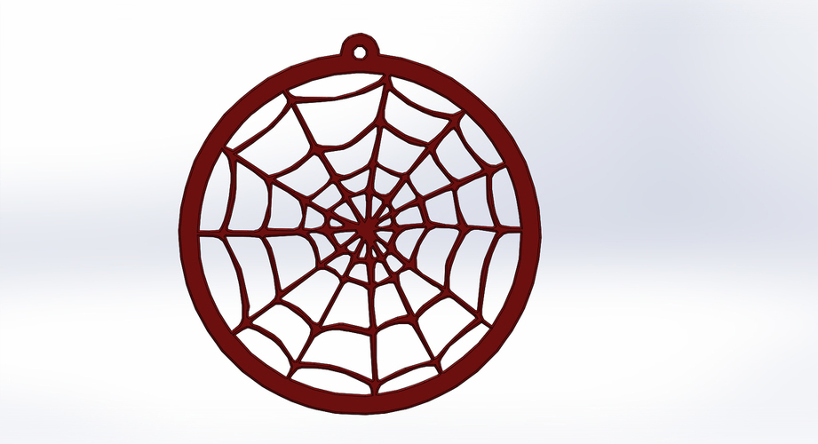 Dream Catcher 3D Print 136526