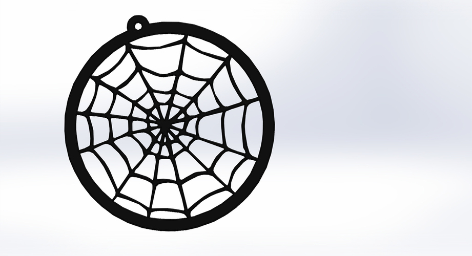 Dream Catcher 3D Print 136527