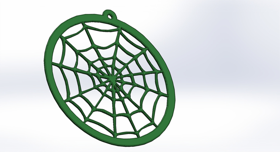 Dream Catcher 3D Print 136528