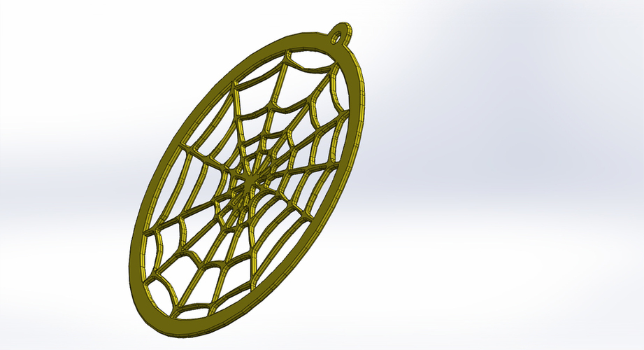 Dream Catcher 3D Print 136529