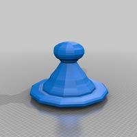 Small chess pawn 3D Printing 13655