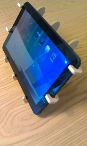 Tablet holder 3D Print 136611