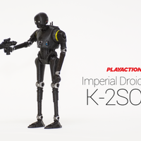 Small K-2S0. Improved version 3D Printing 136762