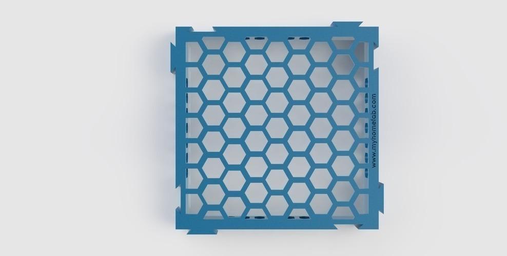 Plenum Modules For Jaubertu0027s Method For Living Reef Aquariums 3D Print  136920