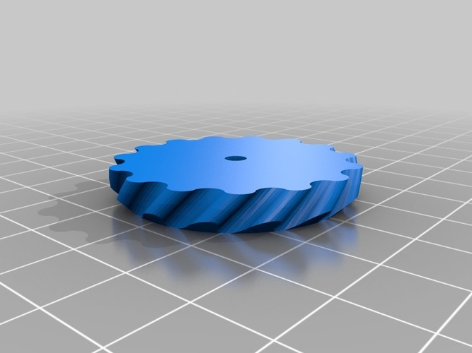Planetary Gearset (Cycloidical) might not work 3D Print 13699
