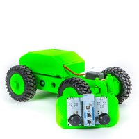 Small 3D Printed R/C Car  3D Printing 137070