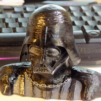 Small Darth Vader Reveal Bust 3D Printing 137164