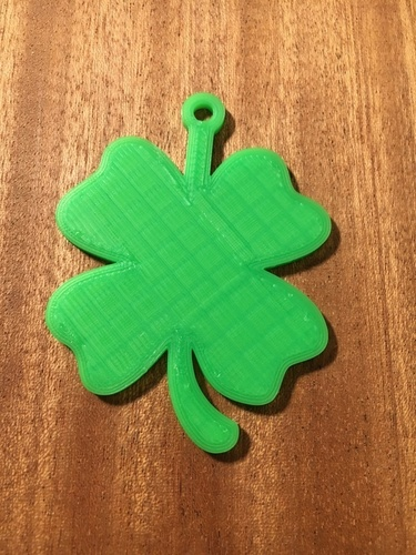 St. Patricks Day Ornaments 3D Print 137289