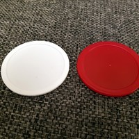 Small air hockey puck  3D Printing 137493
