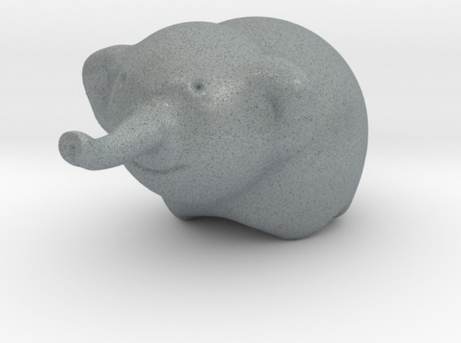 ella the elephant 3D Print 13753
