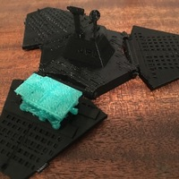 Small Mars Pathfinder and Sojourner 3D Printing 137694