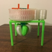 Small ATP Synthase 3D Printing 137716