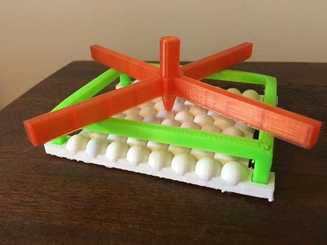 Atomic Force Microscope Model 3D Print 137719