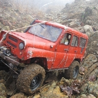 Small UAZ 359 3D Printing 137998
