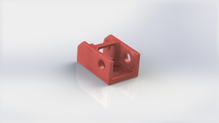 Cable chain custom ends (with sources) 3D Print 138155